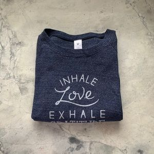 Inner Fire Activewear INHALE LOVE Pullover